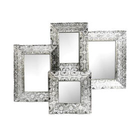 Picture of 19 X 15-in Silver Mirror