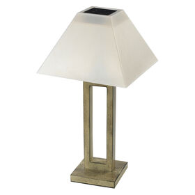 Picture of SOLAR OUTDOOR TABLE LAMP