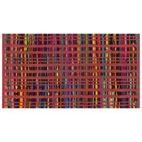 Picture of Red Tyler Accent Rug 20 X 36-in