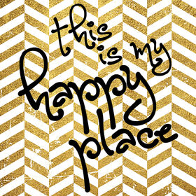 Picture of 20 X 24-in Happy Place Art