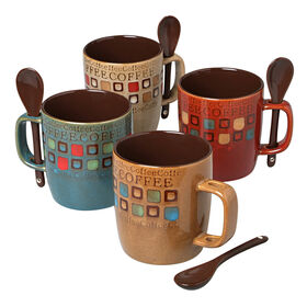 Picture of CAFE AMERICANO 8PC SET