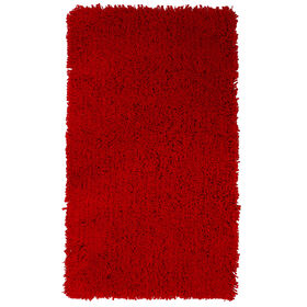 Picture of Red Shag Accent Rug 24 X 43-in