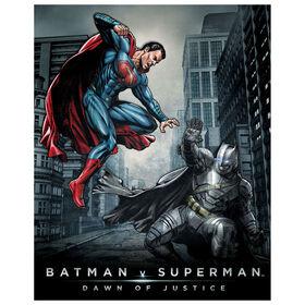 Picture of SA TEX 16X20 BATMAN SUPERMAN