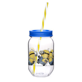 Picture of 19 oz Minions Canning Jar