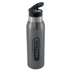 Picture of 17oz Stainless Steel Bottle, Gray