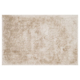 Picture of C80 Beige Omni Shag Rug