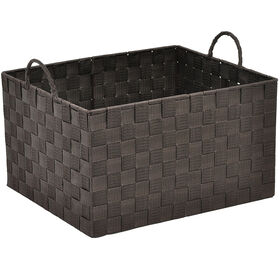 Picture of Large Nylon Basket - Brown