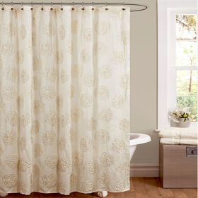 Picture of Ivory Samantha Show Curtain