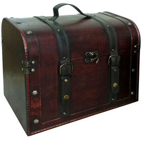 Picture of Large Brown Box 13.5-in X 11.5-in (sold separately)