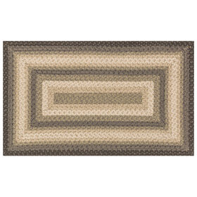 Picture of E134 Neutral Braid Rug