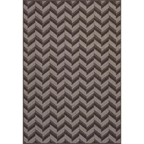 Picture of E175 LAFAYETE CHEVRON GRY 8X10