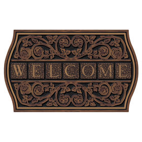 Picture of Formal Welcome Doormat 22 X 36-in