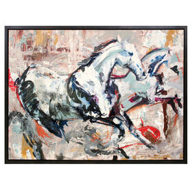 Picture of 43 X 33-in Horses Gallery Art