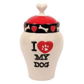 Picture of Ceramic Treat Jar - 10 in.
