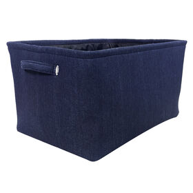 Picture of Large Rectangular Fabric Basket