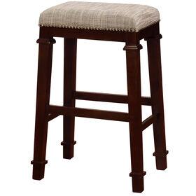Picture of Kensie Tweed Barstool