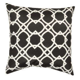 Picture of Elipse Noir Square Pillow
