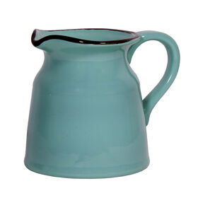 Picture of 8-in Large Turino Pitcher - Aqua
