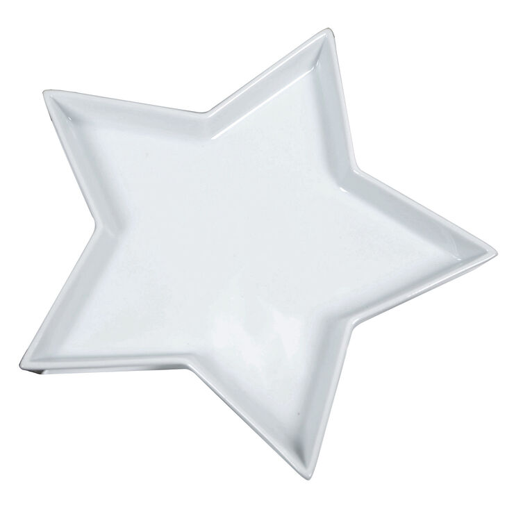 Star Plate- Set of 4
