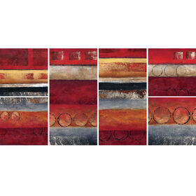 Picture of 24 X 48-in Color Story Gallery Art- 6 Pack