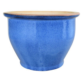 Picture of 15IN BELL POT IM BLUE