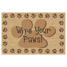 Picture of Gloucester Wipe Your Paws Accent Rug 20 X 30-in
