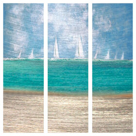 Picture of 30 X 30-in Catch the Wind Gallery Art- 3 Piece