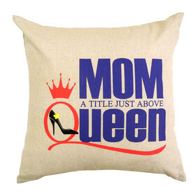Picture of Mom Queen Pillow 18 in.