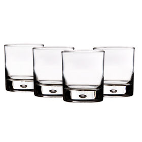 Picture of 12-oz Bubble Double Old Fashioned Glasses - Set of 4