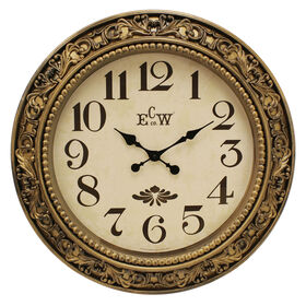 Picture of 24-in Antique Ornament Clock