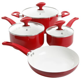 Picture of ACERRRA 7PC SET- RED/WH