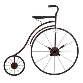 Picture of 41 X 38-in Black Vintage Bicycle