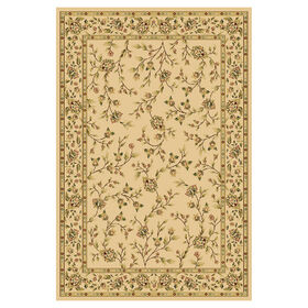 Picture of Ivory Kendall Rug 3 X 5 ft