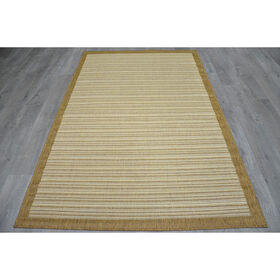 Picture of Brown Miami Outdoor Rug 5 X 7 ft