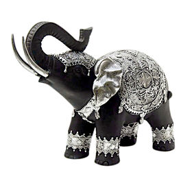 Boho chic decor boho chic furniture collection at home stores Silver elephant home decor