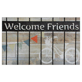 Picture of Bike Ride Welcome Mat- 18x30 in.