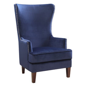 Blue Kori Chair