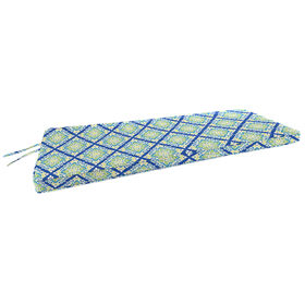 Picture of Soprano Lagoon Bench Pad Gusset Cushion