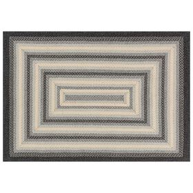 Picture of D322 BRAID GREY 3X5