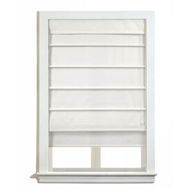Picture of Richmond Roman Shade- White 39x64-in