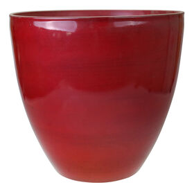 Picture of 18IN CHRM RED HDR THCK EGG POT