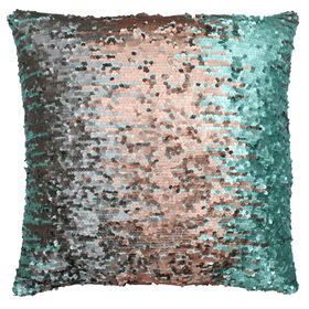 Picture of REVERSIBLE OMBRE  TEAL 18