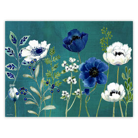 Picture of GA TEX 30X40 FLOWERS