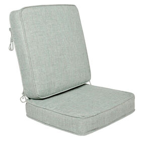 Picture of Wessex Azure 2 Piece Deep Seat Cushion