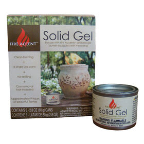Picture of STERNO SOLID GEL 6-PACK