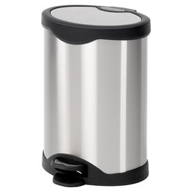 Picture of Simply Kleen Oval Trash Can - 6 Liters