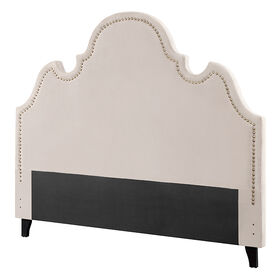 Picture of Lafayette King Headboard, Driftwood