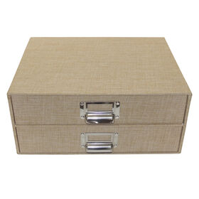 Picture of 2 DRAWER FLAT FILE-LINEN