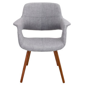 Picture of Grey Vintage Flair Chair