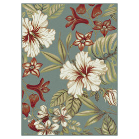 Picture of D272 Studio Tropical Floral Rug